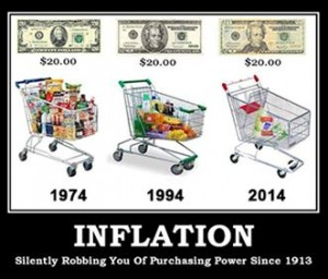 Silent Inflation