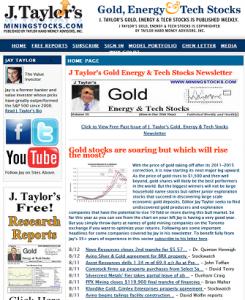 Gold newsletter pic